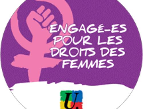 l'Égalité n'est pas optionnELLE, 8 Mars, grève et manifestation!