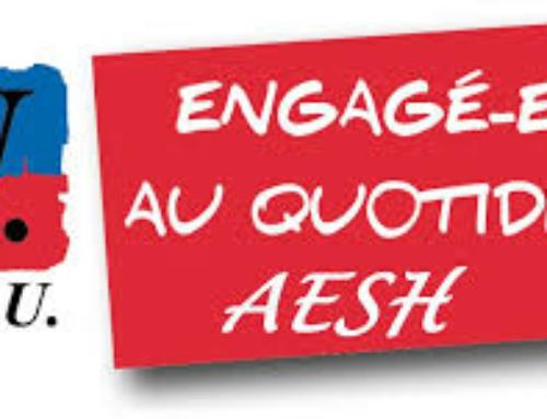 Handicap : en finir avec la précarité des AESH !