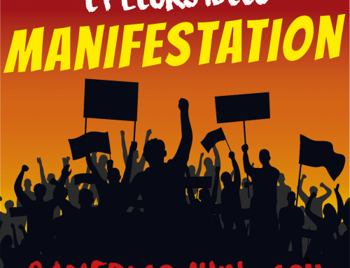 Manifestation le samedi 12 juin contre les extrêmes droites et leurs idées